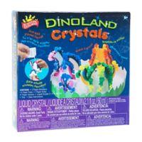 Scientific Explorer Dinoland Crystals Science Kit