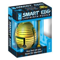 BePuzzled® Hive Smart Egg Labyrinth Puzzle