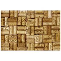 "FoFlor Cork 46"" x 66"" Kitchen Mat"