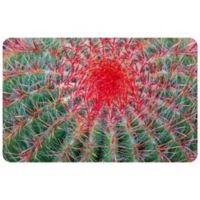 "FoFlor Cactus Kate 23"" x 36"" Kitchen Mat"