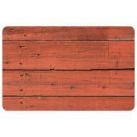 "FoFlor Desert Floor 23"" x 36"" Kitchen Mat in Reddish Brown"