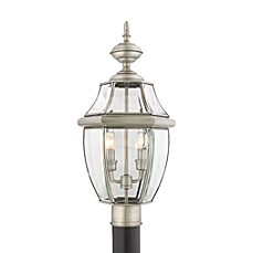 quoizel newbury outdoor lighting collection bed bath beyond