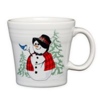 Fiesta® Snowlady Tapered Mug in White