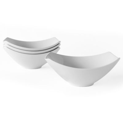Buy White Porcelain Serving Bowls from Bed Bath & Beyond