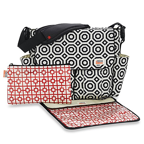 Jonathan Adler for SKIP*HOP® Dash Deluxe Diaper Bag - Nixon