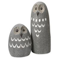 Design Toscano Ogling Owls Garden Statue (Set of 2)