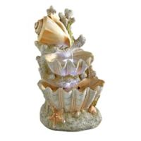 Design TOSCANO® Ocean's Bounty Cascading Shell Fountain