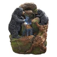 Design TOSCANO® Grizzly Gulch Black Bears Fountain
