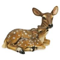 Design TOSCANO® Mothers Love, Doe and Fawn Sculpture