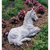 Mystical Unicorn of Avalon Sculpture