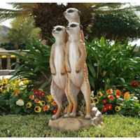 The Meerkat Gang Sculpture