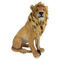 Design Toscano King of Beasts Outdoor Lion Sculpture