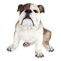 Design Toscano Buster the Bulldog Sculpture