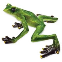 Jungle Forest Tree Frog Statue