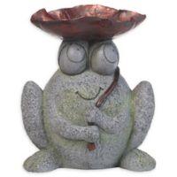 Precious Moments® Frog Bird Bath