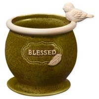Precious Moments® Blessed 4-Inch Flower Pot