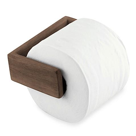 Buy Waterbrands Seateak Toilet Paper Holder From Bed