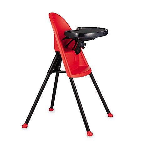 Bon BABYBJORN® High Chair In Red/Black