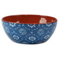 Certified International Porto® by Tre Sorelle Studios Deep Bowl in Blue
