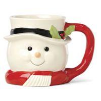 Lenox® Hosting the Holidays™ Figural Snowman Mug