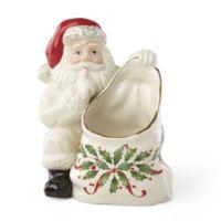 Lenox® Hosting the Holidays™ Santa Candy Dish