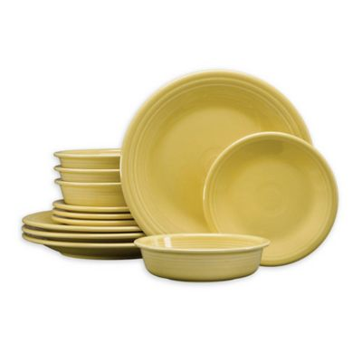 Buy Sunflower Dinnerware from Bed Bath & Beyond
