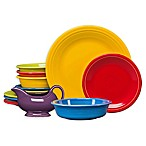 Fiesta® Brights 12-Piece Classic Dinnerware Set