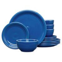 Fiesta® 12-Piece Bistro Dinnerware Set in Lapis
