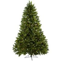 Nearly Natural 7.5-Foot Royal Grand Pre-Lit Christmas Tree