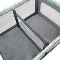 Romp & Roost LUXE Waterproof Playard Sheet and Divider in Grey