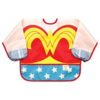 Bumkins® DC Comics™ Wonder Woman Multicolor Sleeve Bib