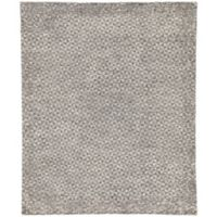 Jaipur Living Zaid 9' x 12' Hand-Knotted Area Rug in Grey