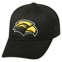 University of Southern Mississippi Premium Memory Fit™ 1Fit™ Hat in Black