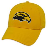 University of Southern Mississippi Premium Memory Fit™ 1Fit™ Hat in Yellow