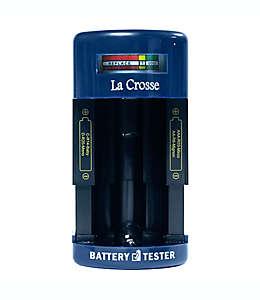 La Crosse Technology™ Probador universal de pilas