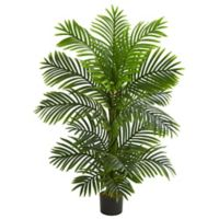 Nearly Natural 48-Inch Bamboo Artificial Palm Tree