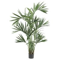 Nearly Natural 6-Foot Kentia Palm Artificial Tree