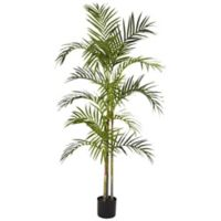 Nearly Natural 5-Foot Areca Palm Artificial Tree