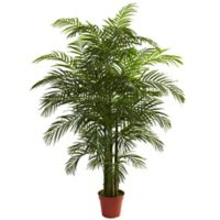 Nearly Natural 78-Inch Areca UV Resistant Artificial Palm Tree