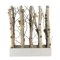 Northlight 18.75-Inch Mixed Branch Bouquet Table Top Decoration