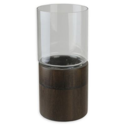 Buy Clear Glass Hurricane Candle Holders From Bed Bath Beyond