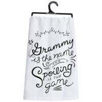 "Primitives by Kathy® ""Grammy"" Kitchen Towel"