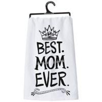 "Primitives by Kathy® ""Best Mom Ever"" Kitchen Towel"