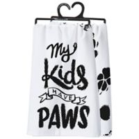 Primitives by Kathy® Kids Have Paws Kitchen Towel