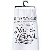Primitives by Kathy® Nice and Normal Kitchen Towel