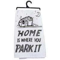 Primitives by Kathy® Park It Kitchen Towel