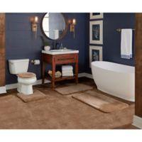 """Wamsutta® Duet Cut to Fit 60"""" x 72"""" Bath Carpeting in Latte"""