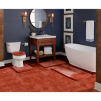 "Wamsutta® Duet Cut to Fit 60"" x 72"" Bath Carpeting in Brick"
