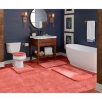 "Wamsutta® Duet Cut to Fit 60"" x 72"" Bath Carpeting in Paprika"