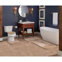 "Wamsutta® Duet Cut to Fit 60"" x 72"" Bath Carpeting in Sand"